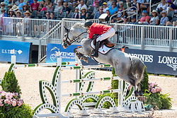 CARRASCO Rodrigo (CHI), Acapulco FZ<br /> Tryon - FEI World Equestrian Games™ 2018<br /> 2. Qualifikation Teamwertung 1. Runde<br /> 20. September 2018<br /> © www.sportfotos-lafrentz.de/Stefan Lafrentz