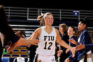 FIU Women's Basketball vs Northeastern (Dec 29 2012)