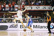 DESCRIZIONE : Milano Eurolega Euroleague 2013-14 EA7 Emporio Armani Milano Real Madrid<br /> GIOCATORE : Rudy Fernandez<br /> CATEGORIA : Palleggio<br /> SQUADRA : Real Madrid<br /> EVENTO : Eurolega Euroleague 2013-2014<br /> GARA : EA7 Emporio Armani Milano Real Madrid<br /> DATA : 05/12/2013<br /> SPORT : Pallacanestro <br /> AUTORE : Agenzia Ciamillo-Castoria/G.Cottini<br /> Galleria : Eurolega Euroleague 2013-2014  <br /> Fotonotizia : Milano Eurolega Euroleague 2013-14 EA7 Emporio Armani Milano Real Madrid<br /> Predefinita :
