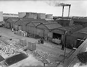 Avoca Mining Valley, Old Mining Works.03/04/56