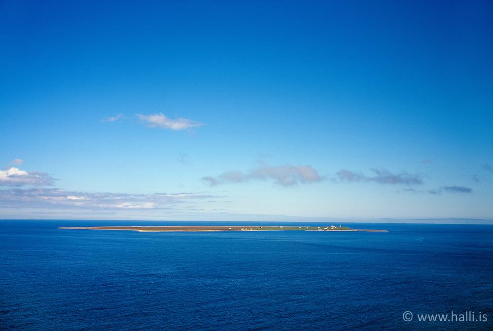 Flatey á Skjálfanda / The island Flatey in Skjalfandi