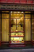Fratelli Chiocchetti jewellery shop, 19th Century founded 1896, in Via Fillungo,  Lucca, Italy