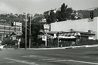 1973 Frascati's Restaurant on Sunset Blvd.