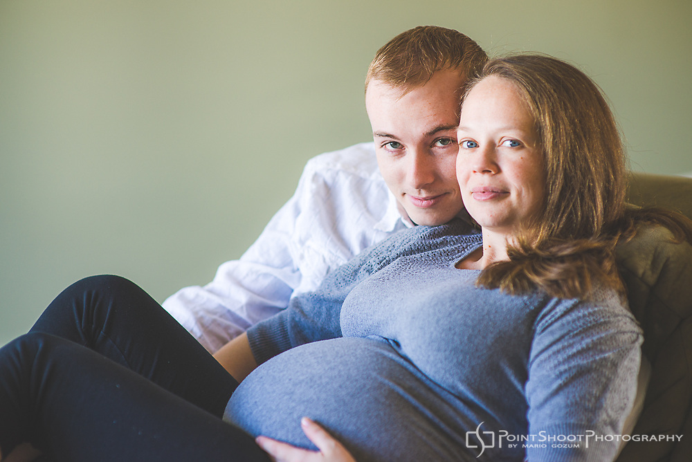 Maternity and Couples session by Stevensville, MD family photographer.