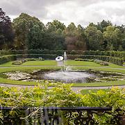 NLD/Den Haag/20190703 - Bezichtiging kamers paleis Huis ten Bosch, De Achtertuin van Paleis Huis ten Bosch