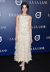 Callie Hernandez attends the premiere of Lionsgate's 'La La Land' at Mann Village Theatre on December 6, 2016 in Los Angeles, CA, USA. Photo by Lionel Hahn/ABACAPRESS.CO