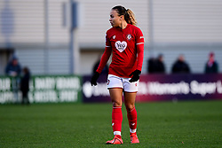 Ebony Salmon of Bristol City - Mandatory by-line: Ryan Hiscott/JMP - 08/12/2019 - FOOTBALL - Stoke Gifford Stadium - Bristol, England - Bristol City Women v Birmingham City Women - Barclays FA Women's Super League