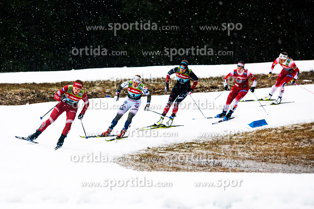 Hristina Matsokina (RUS) during Ladies team sprint race at FIS Cross Country World Cup Planica 2019, on December 22, 2019 at Planica, Slovenia. Photo By Peter Podobnik / Sportida