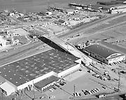 "Ackroyd 15159-1. ""Kitteridge bridge. February 14, 1968"" (with McKesson Chemical warehouse, NW Yeon & St. Helens Rd. Gunderson, Shaver.)"