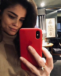 """Shermine Shahrivar releases a photo on Instagram with the following caption: """"Selfless #selfservice \ud83d\ude04\ud83e\udd37\ud83c\udffb\u200d\u2640\ufe0f"""". Photo Credit: Instagram *** No USA Distribution *** For Editorial Use Only *** Not to be Published in Books or Photo Books ***  Please note: Fees charged by the agency are for the agency's services only, and do not, nor are they intended to, convey to the user any ownership of Copyright or License in the material. The agency does not claim any ownership including but not limited to Copyright or License in the attached material. By publishing this material you expressly agree to indemnify and to hold the agency and its directors, shareholders and employees harmless from any loss, claims, damages, demands, expenses (including legal fees), or any causes of action or allegation against the agency arising out of or connected in any way with publication of the material."""