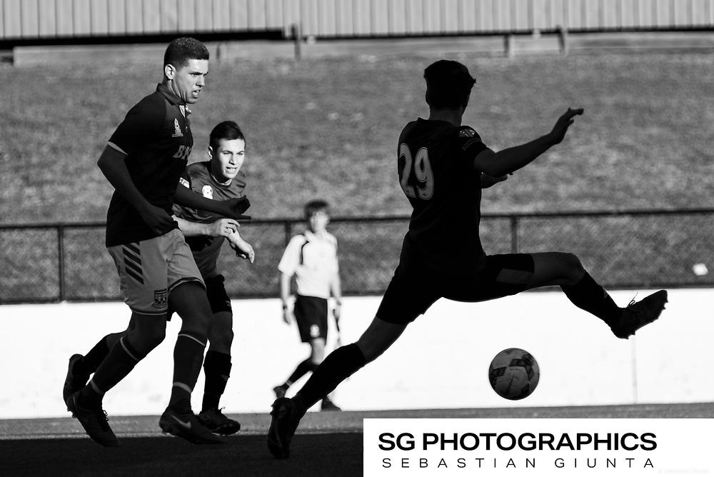 U20's Round 17 Syd Unid vs Blacktown Spartans at Sydney United Sports Center
