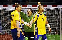 Håndball , 4. desember 2010 , privatlandskamp , Norge - Sverige<br /> <br /> Mattias Andersson , SWE<br /> <br /> Handball,<br /> Norway - Sweden