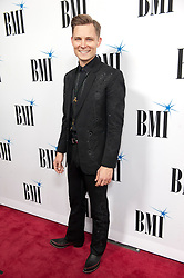 Nov. 13, 2018 - Nashville, Tennessee; USA - Musicians FRANKIE BALLARD  attends the 66th Annual BMI Country Awards at BMI Building located in Nashville.   Copyright 2018 Jason Moore. (Credit Image: © Jason Moore/ZUMA Wire)