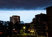 07.2015 Bialystok woj podlaskie n/z burzowe chmury nad miastem fot Michal Kosc / AGENCJA WSCHOD