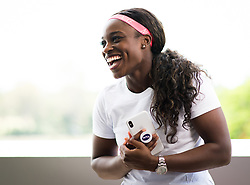 December 30, 2018 - Brisbane, AUSTRALIA - Sloane Stephens of the United States during All Access Hour at the 2019 Brisbane International WTA Premier tennis tournament (Credit Image: © AFP7 via ZUMA Wire)