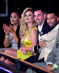 Chloe Ayling in the crowd during the live final of Celebrity Big Brother at Elstree Studios, Hertfordshire.