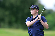 Dylan Connolly (Highfield) during the Connacht U14 Boys Amateur Open, Ballinasloe Golf Club, Ballinasloe, Galway,  Ireland. 10/07/2019<br /> Picture: Golffile | Fran Caffrey<br /> <br /> <br /> All photo usage must carry mandatory copyright credit (© Golffile | Fran Caffrey)