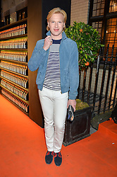 HENRY CONWAY at the Cointreau Creative Crew Award at Liberty, Great Marlborough Street, London on 24th May 2016.
