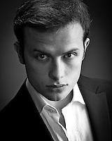 Second set of Actor/Tenor Singer Joey Dexter headshots.