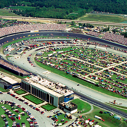 Aerial Photograph of Dover Downs Speedway in 1993