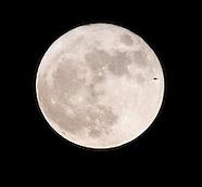 Super Moon Charlotte NC 14-Nov-16