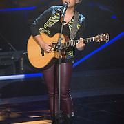 NLD/Hilversum /20131213 - Halve finale The Voice of Holland 2013, Julia van der Toorn