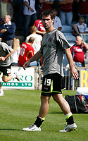 Photo: Steve Bond.<br /> Scunthorpe United v Sheffield United. Coca Cola Championship. 01/09/2007.Keith Gillespie