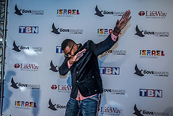 October 11, 2016 - Nashville, Tennessee, USA - Bone Hampton at the 47th Annual GMA Dove Awards  in Nashville, TN at Allen Arena on the campus of Lipscomb University.  The GMA Dove Awards is an awards show produced by the Gospel Music Association. (Credit Image: © Jason Walle via ZUMA Wire)