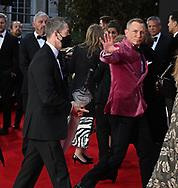 Tuesday 28 September 2021<br />Bond: No Time To Die - world film. premiere <br />The Royal Albert Hall<br />Daniel Craig