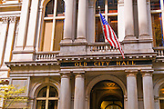 The Old City Hall on the Freedom Trail, Boston, Massachusetts