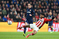 20160224 NED: Champions League PSV - Atletico Madrid, Eindhoven