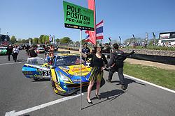 May 6, 2018 - Brands Hatch, Grande Bretagne - 39 TP 12 KESSEL RACING (THA) FERRARI 488 GT3 PITI BHIROMBHAKDI (THA) CARLO VAN DAM  (Credit Image: © Panoramic via ZUMA Press)