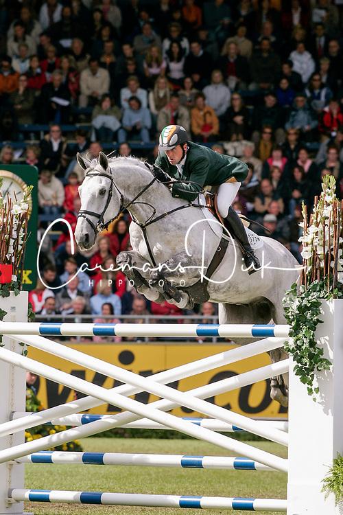 Breen Shane - World Cruise<br /> World Equestrian Games Aachen 2006<br /> Photo©Hippofoto