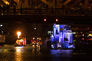 The Great Chicago Fire Festival. <br /> ©2014 photo by John Zich<br /> For unlimited use by Redmoon Theater. All others limited to Editorial Use Only.