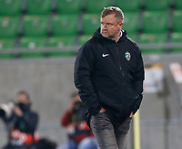 RAZGRAD, BULGARIA - OCTOBER 22: Head Coach Pavel Vrba of Ludogorets during the UEFA Europa League Group J stage match between PFC Ludogorets Razgrad and Royal Antwerp at Ludogorets Arena on October 22, 2020 in Razgrad, Bulgaria. (Photo by Nikola Krstic/MB Media)