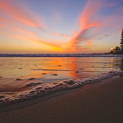 Sunrise at Dee Why Beach, Dee Why Beach sunrise, Sunrise photo Northern Beaches, Northern Beaches sunrise
