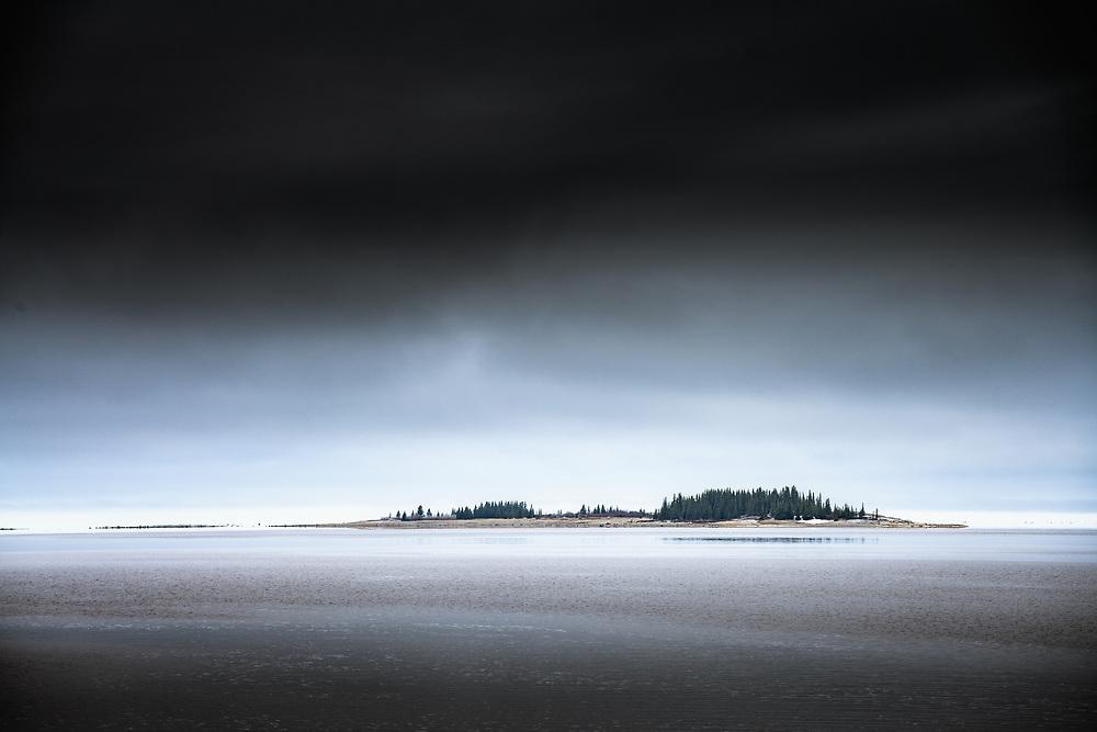 James Bay near Eastmain, Quebec