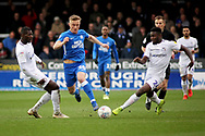 Peterborough Utd's Kyle Dempsey (30) bursts through during the EFL Sky Bet League 1 match between Peterborough United and Coventry City at London Road, Peterborough, England on 16 March 2019.