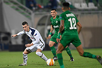 RAZGRAD, BULGARIA - NOVEMBER 05: Giovani Lo Celso of Tottenham in action during the UEFA Europa League Group J stage match between PFC Ludogorets Razgrad and Tottenham Hotspur at Ludogorets Arena on November 5, 2020 in Razgrad, Bulgaria. (Photo by Alex Nicodim/MB Media)