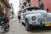 Habana Vieja, Cuba.