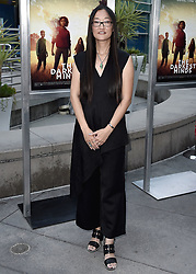 """Special screening of 20th Century Fox's """"The Darkest Minds"""" at ArcLight Hollywood on July 26, 2018 in Hollywood, California. 26 Jul 2018 Pictured: Jennifer Yuh Nelson. Photo credit: Scott Kirkland/PictureGroup / MEGA TheMegaAgency.com +1 888 505 6342"""