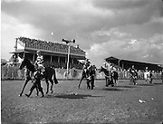 Irish Grand National at Fairyhouse (Easter Monday).06/04/1953 Won by Overshadow at a record 13 years old