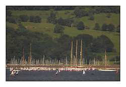 140 Toppers racing during a Nationwide event with Adix, Mariquita and Moonbeam at Anchor...* The Fife Yachts are one of the world's most prestigious group of Classic .yachts and this will be the third private regatta following the success of the 98, .and 03 events.  .A pilgrimage to their birthplace of these historic yachts, the 'Stradivarius' of .sail, from Scotland's pre-eminent yacht designer and builder, William Fife III, .on the Clyde 20th -27th June.   . ..More information is available on the website: www.fiferegatta.com . .Press office contact: 01475 689100         Lynda Melvin or Paul Jeffes