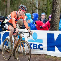 31-01-2016: Wielrennen: WK cyclecross elite: Heusden ZolderHEUSDEN-ZOLDER (BEL) cyclocrossOp het circuit van Terlamen-Zolder streden de elite veldrijders om de mondiale titels in het veld. <br /> Mathieu van der Poel