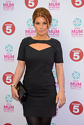 Coleen Rooney attends the Tesco Mum of the Year Awards 2014. The Savoy Hotel, London, United Kingdom. Sunday, 23rd March 2014. Picture by Chris Joseph / i-Images
