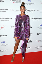 Alesha Dixon attending the 9th Annual Global Gift Gala held at the Rosewood Hotel, London. Picture date: Friday November 2nd 2018. Photo credit should read: Matt Crossick/ EMPICS Entertainment.