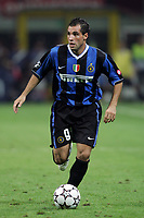 Fotball<br /> UEFA Champiosn League<br /> Inter Milan v Bayern München<br /> 27.09.2006<br /> Foto: Inside/Digitalsport<br /> NORWAY ONLY<br /> <br /> Inter Mariano Nicolas GONZALEZ