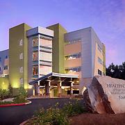 Image taken for Flintco Inc. of Shingle Springs Ambulatory Clinic located near Red Hawk Casino