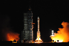 Tiangong-2 Space Laboratory Blasts Off In Jiuquan, 15 September 2016