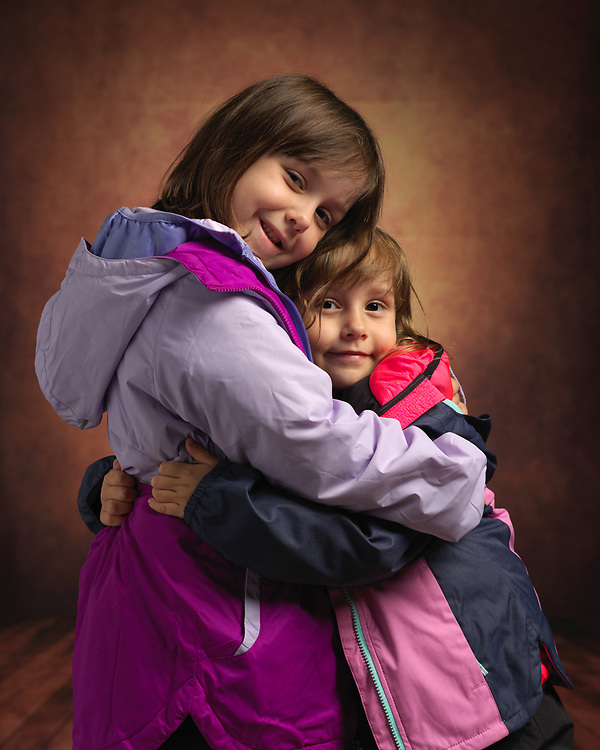 Kids portrait by Tudor Sebastian Photography
